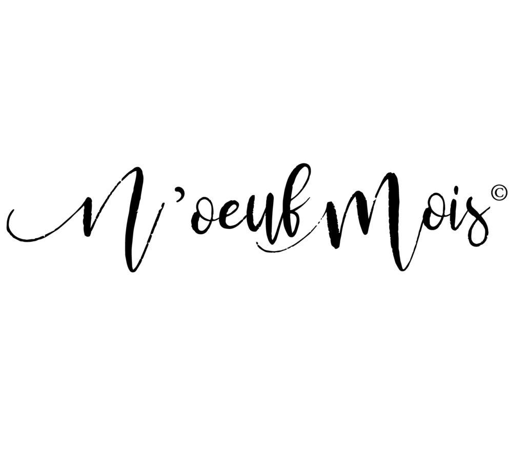 logo noeuf mois