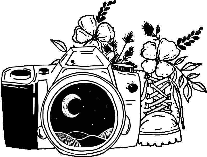 logo cabane aux reflets
